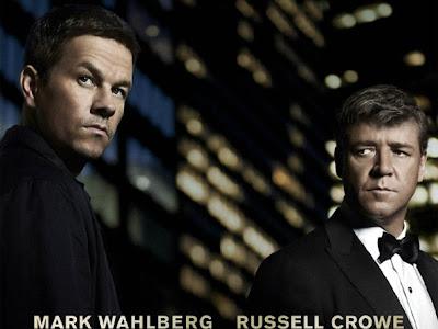 Broken City presenta su primer cartel, protagonizado por Mark Wahlberg y Russell Crowe