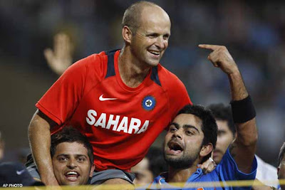 World Cup 2011, Sports news, India sports headlines, world Cup news, top sports headlines, Cricket News, Hockey News, World Cup News, Commonwealth Games News, Football News, Gary Kirsten