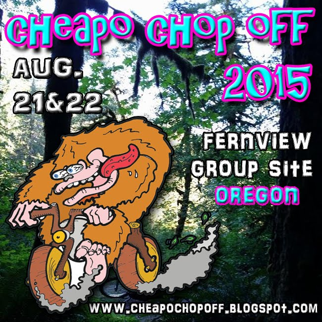 Cheapo Chop Off 2015