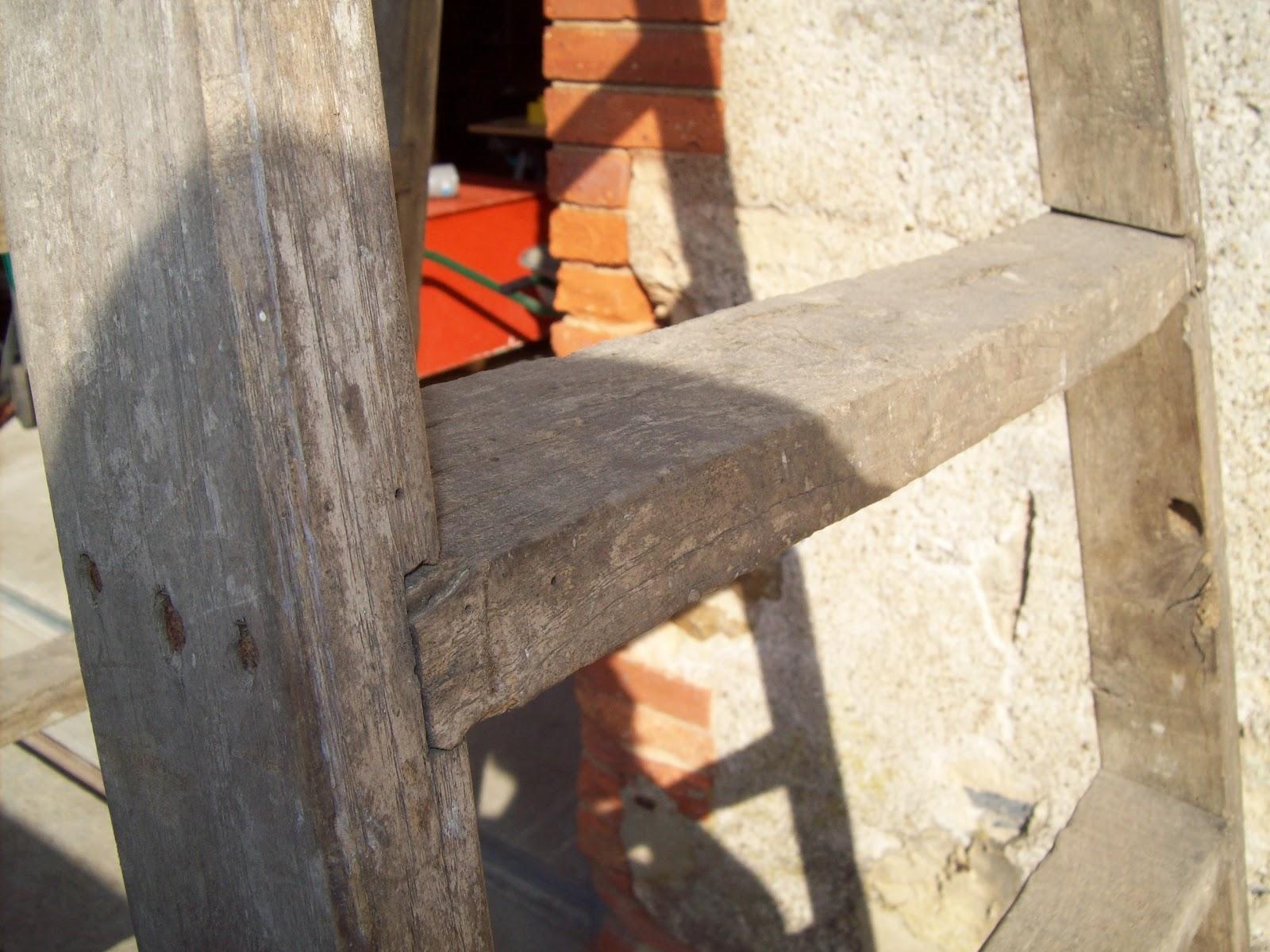 les cr ations d 39 ethelred etag re chelle avant apr s. Black Bedroom Furniture Sets. Home Design Ideas