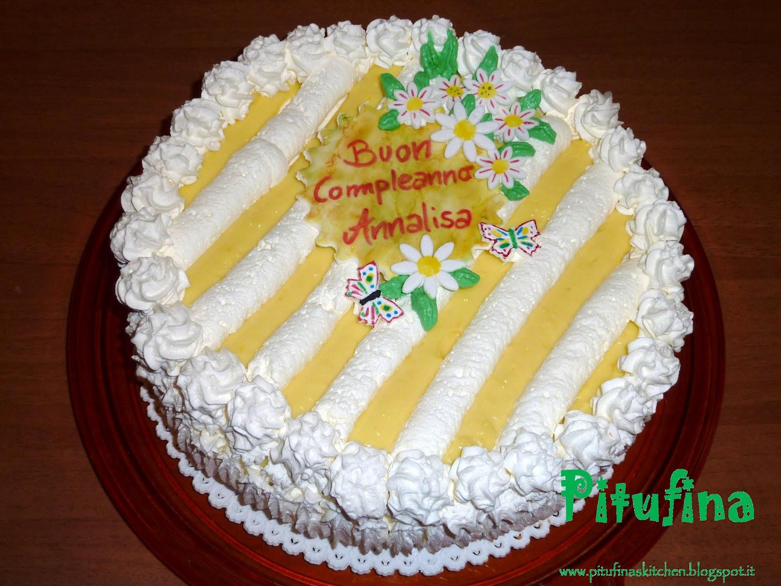 Pitufina 39 s kitchen torta chantilly - Decorare frigorifero ...
