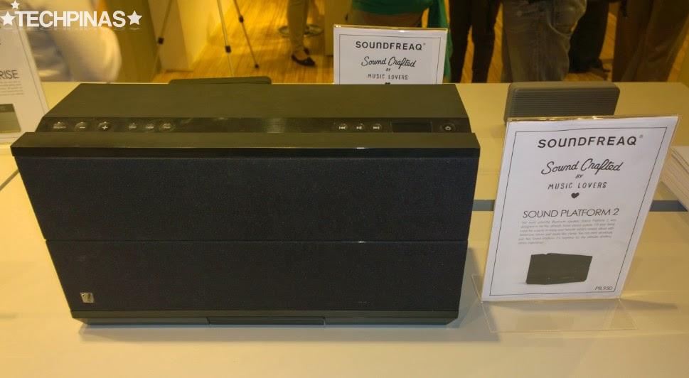 Soundfreaq Speakers, Soundfreaq Platform 2