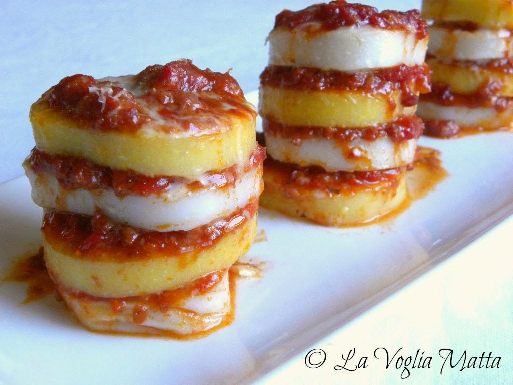 ricetta polenta con ragù di cotechino