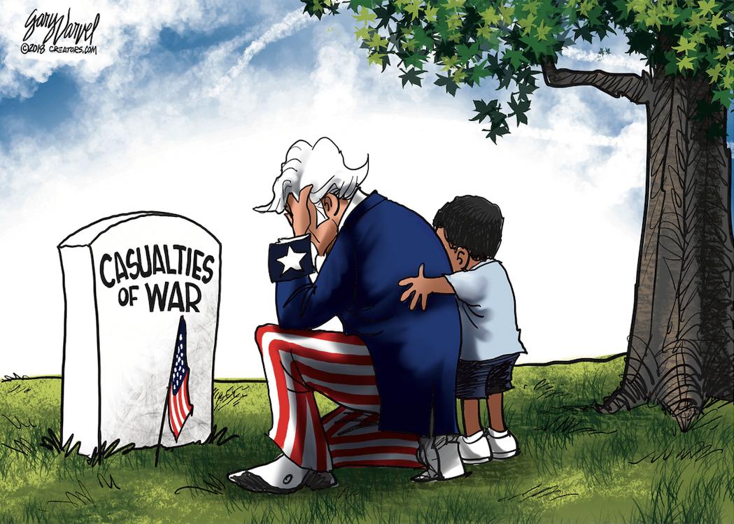 Casualties of the War