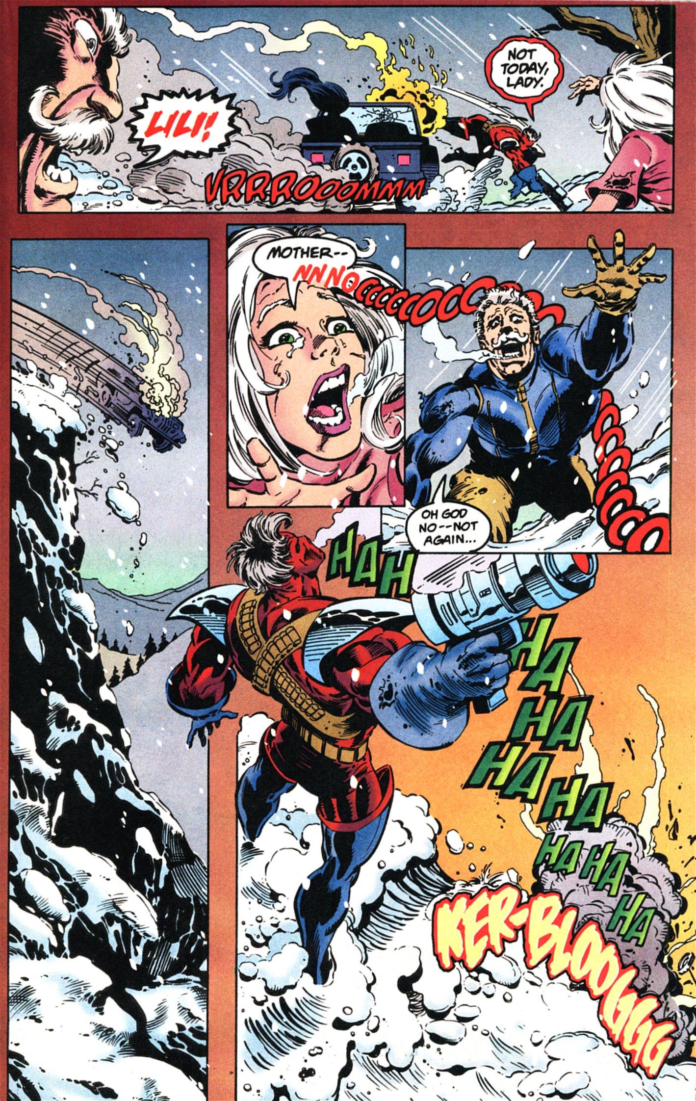 Deathstroke (1991) Issue #45 #50 - English 13
