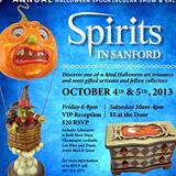 Spirits in Sanford this October 4th and 5th! Halloween Fun!