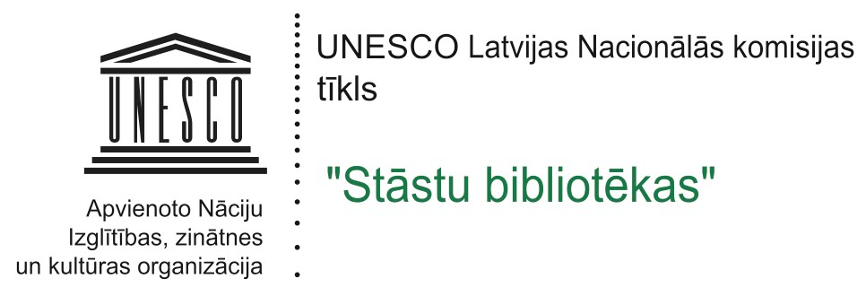 UNESCO LNK Stāstu bibliotēkas