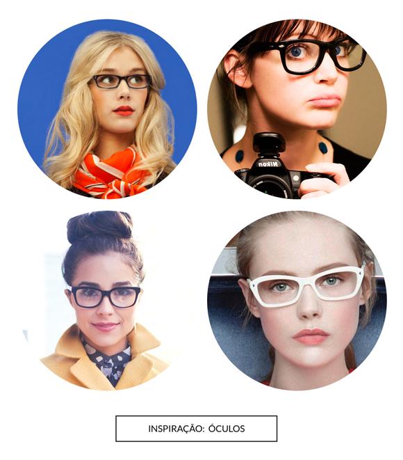 Inspiração: Óculos
