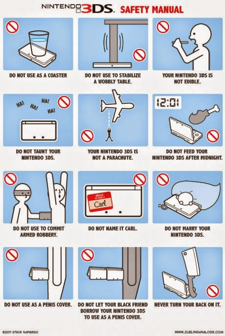 Safety Manual 3DS