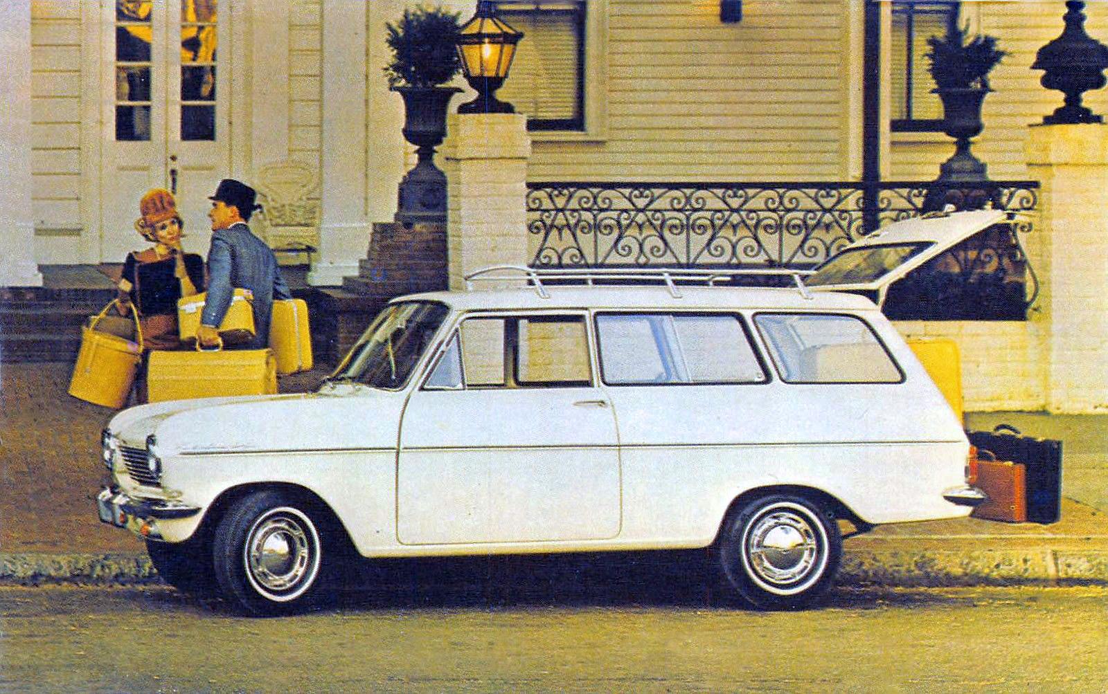 Transpress nz 1965 opel kadett caravan station wagon 1965 opel kadett caravan station wagon sciox Choice Image