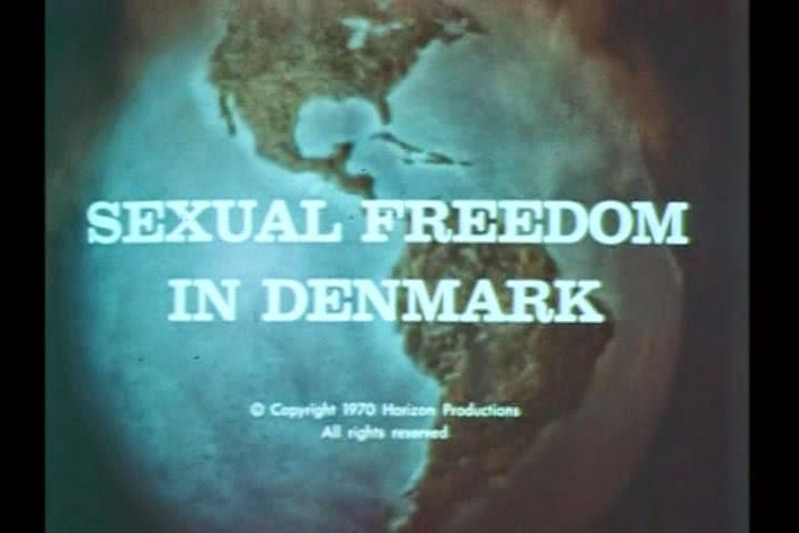Сексуальная свобода в Дании / Sexual Freedom in Denmark.