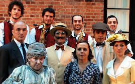 Historias Centenarias del Jardín- Espectáculo Teatral (2011)