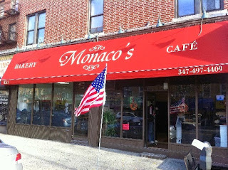 Former Monaco's Bakery which shuttered earlier this year