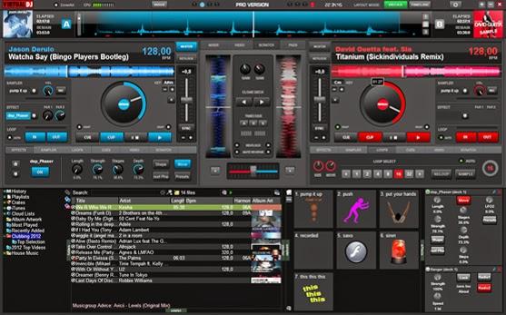 new virtual dj download