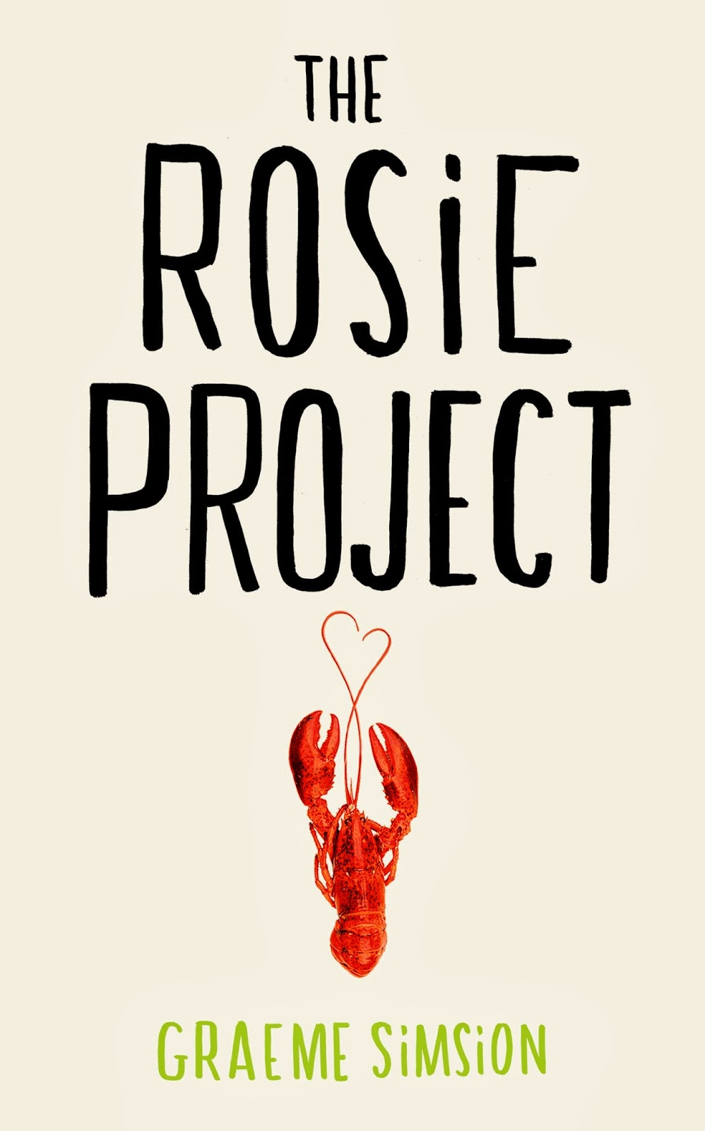 The Rosie Project By Graeme Simsion For Depression