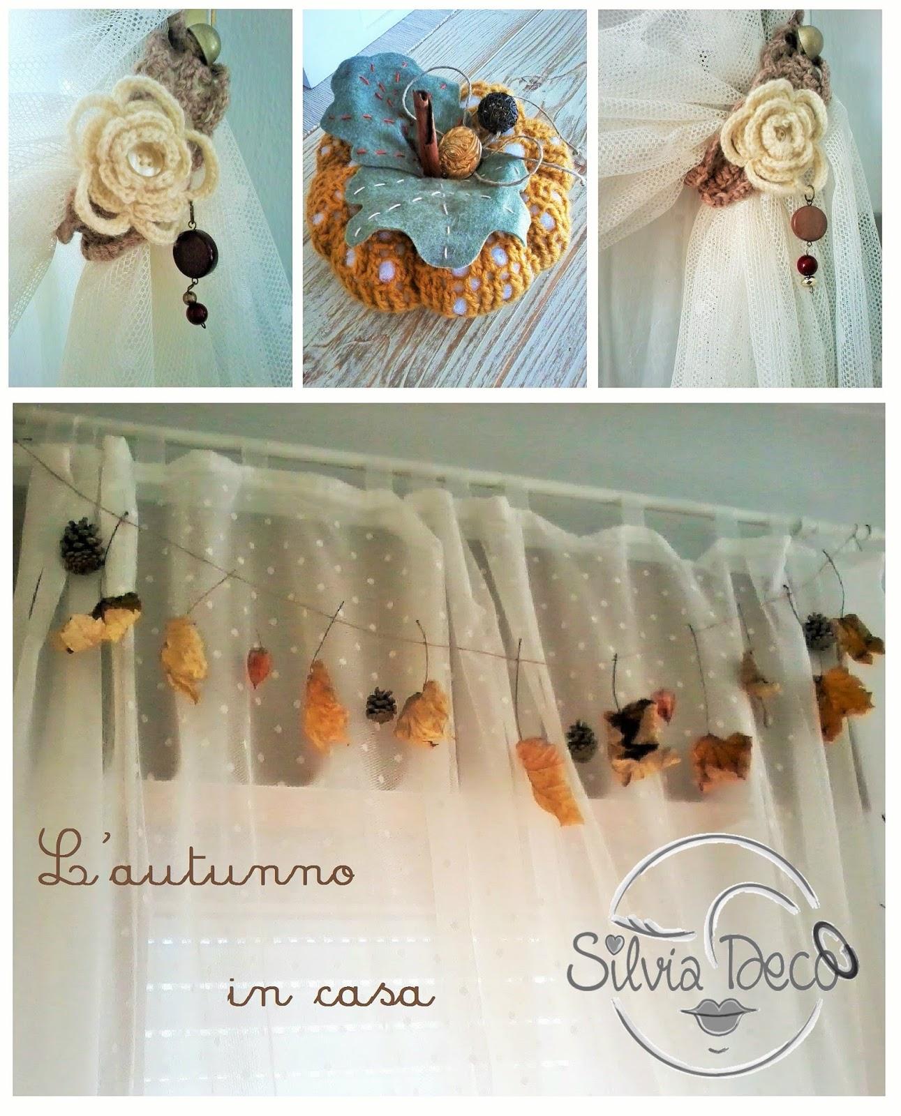 Silvia family dec decorazioni d 39 autunno e colori - Decorazioni d autunno ...
