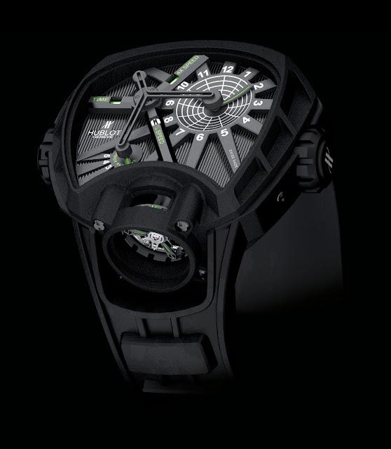 HUBLOT - Masterpiece MP-02 Key of Time