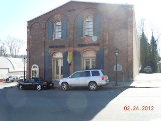 nevada theater