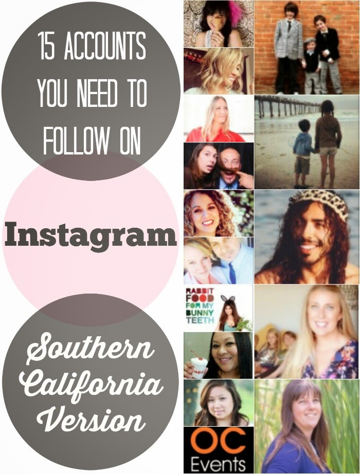 15 Accounts You Need to Follow on Instagram (Southern California Version)