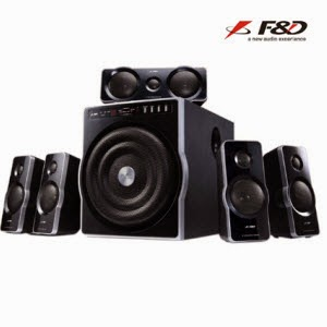 Snapdeal: Buy F&D F6000 5.1 Speaker System at Rs.6249