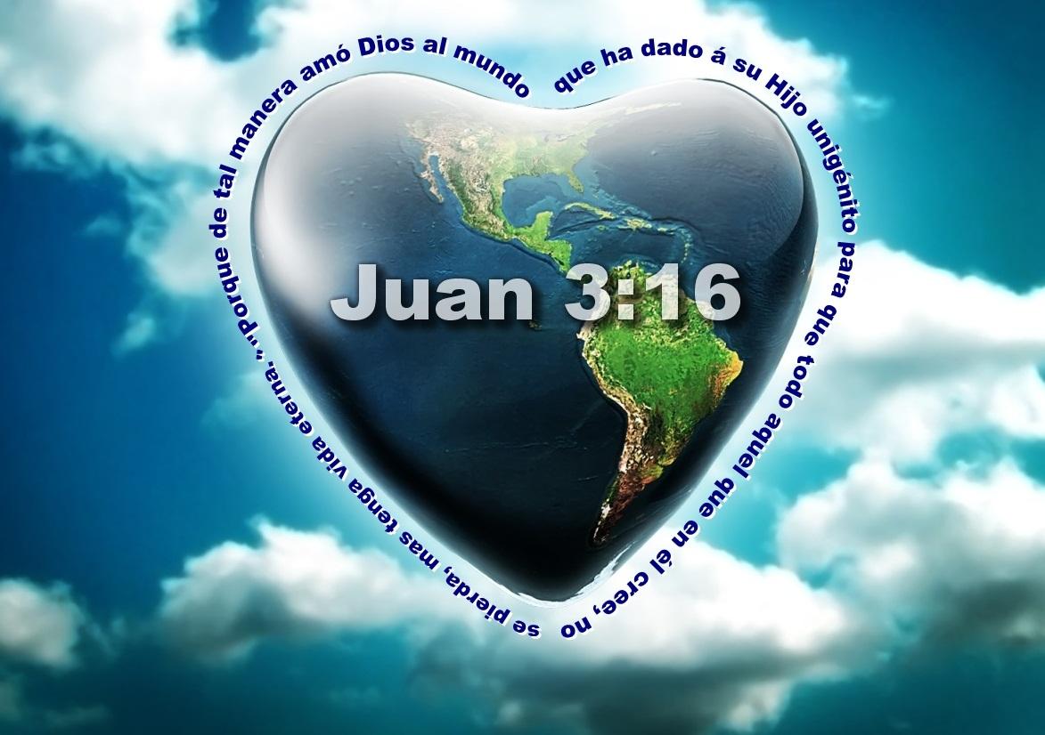 Dios ama al mundo