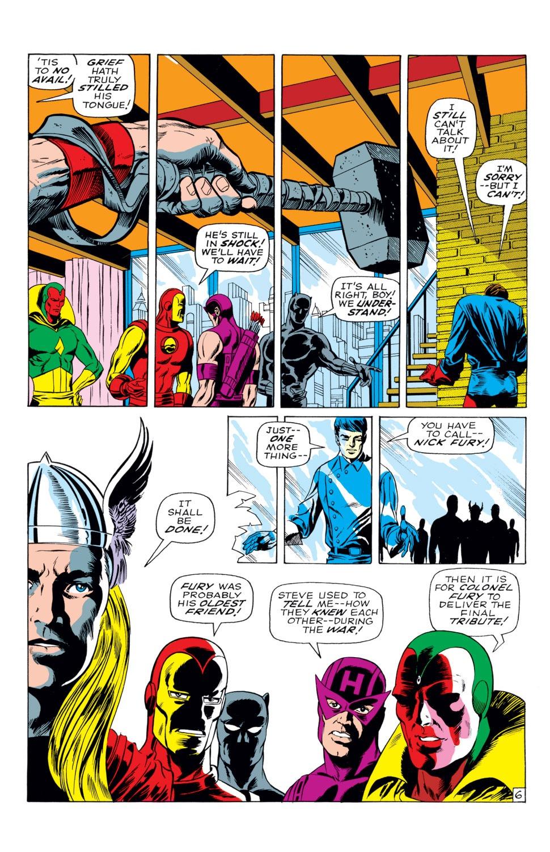 Captain America (1968) Issue #113 #27 - English 8