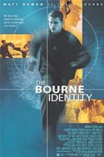 Film à theme medical - medecine - The Bourne Identity (Fr: La Mémoire dans la peau)