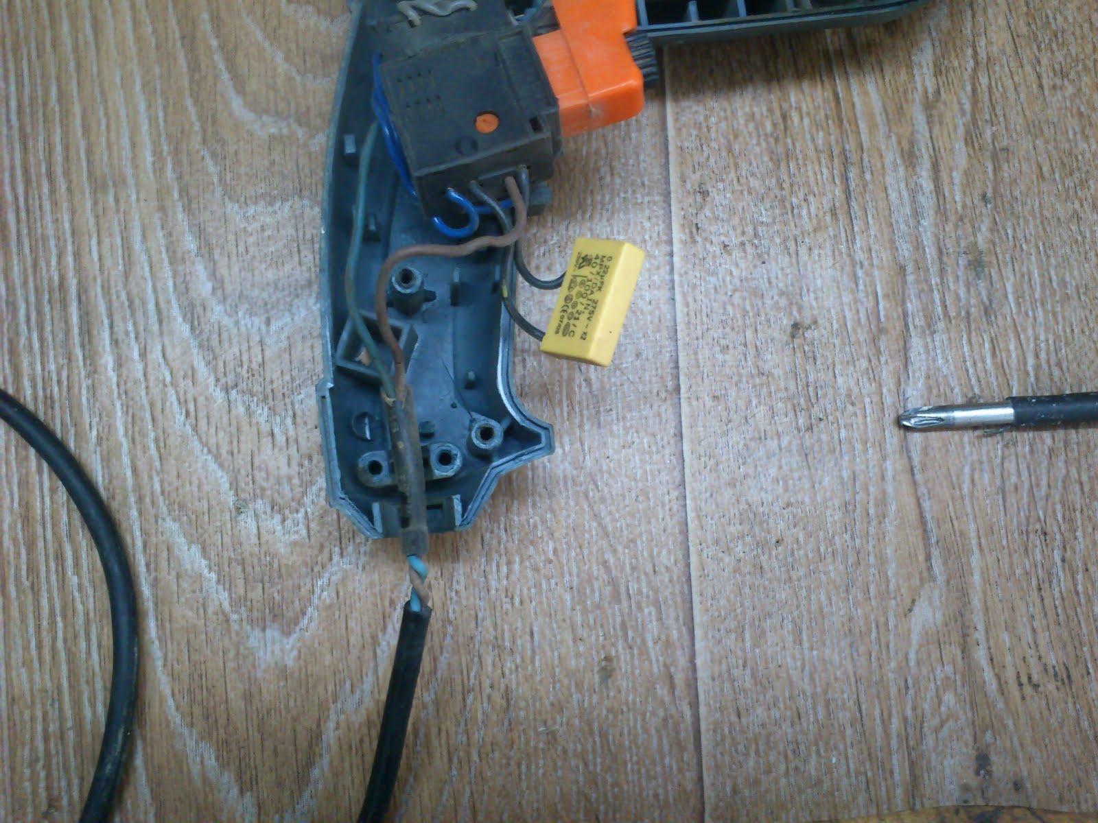 Ремонт ударной дрели своими руками фото 294