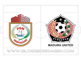 Prediksi Pertandingan Persepam Madura United vs PSM Makassar