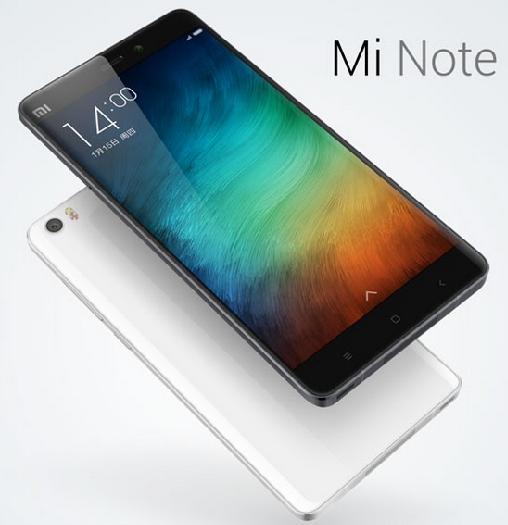 harga HP Xiaomi Mi Note terbaru 2015