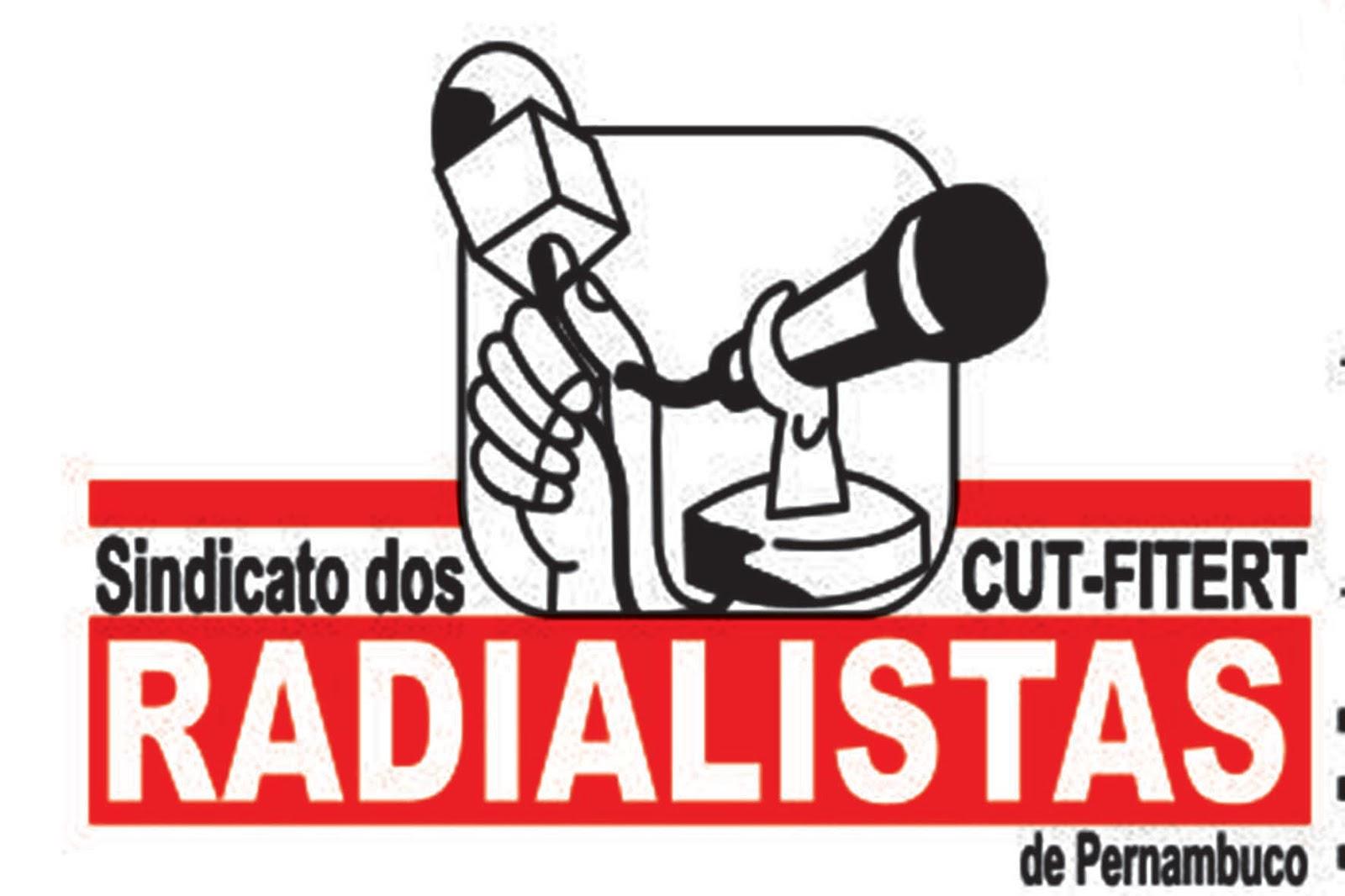 SINDICATO DOS RADIALISTAS DO ESTADO DE PERNAMBUCO