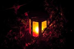 Licht in der Dunkelheit...