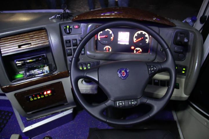 Steering Wheels | Scania K310IB (310HP)