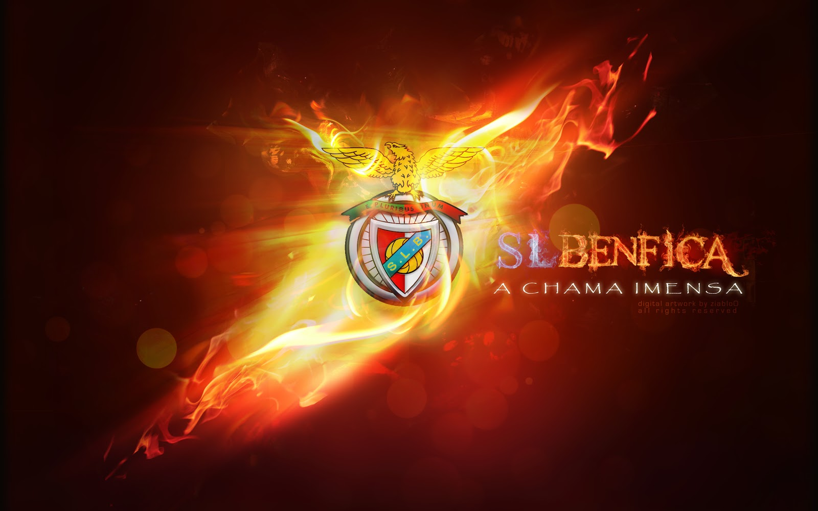 benfica football club wallpaper