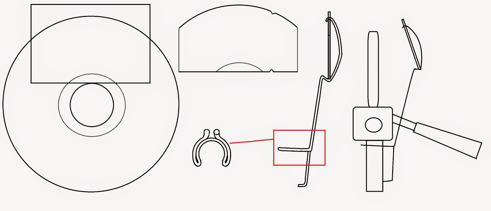 Como hacer un adaptador de móvil para un trípode | Me lo monto yo!!
