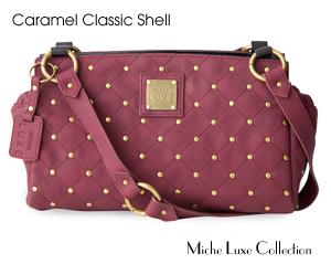 Miche Luxe Classic Carmel Shell