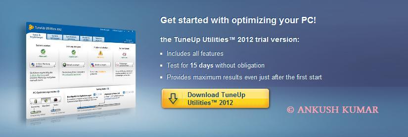 tuneup utilities 2012 only keygen