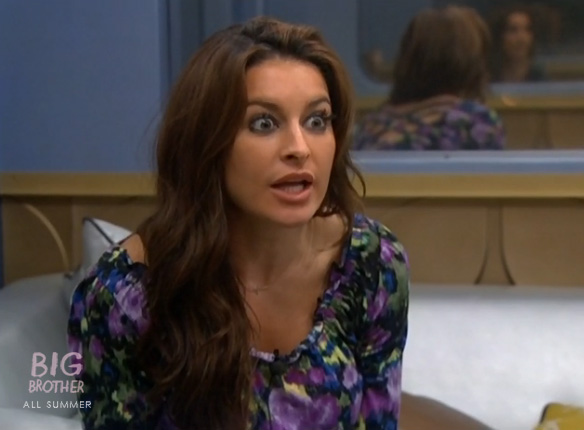 Big Brother All Summer: Big Brother Poll: Will Elissa have HoH-itis?