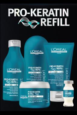 Pro-Keratin Refill da L'oréal