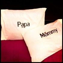 Pillowcase -RM 50 per set.