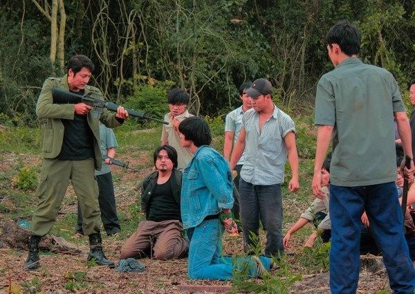 Hình ảnh phim Vết Dầu Loang