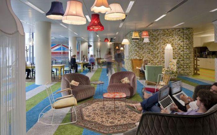 brandnew google office in london funwithnet28329 - New Google Office in London
