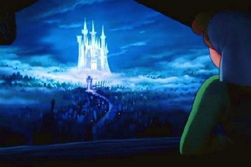 Cinderella's Castle filmprincesses.blogspot.com