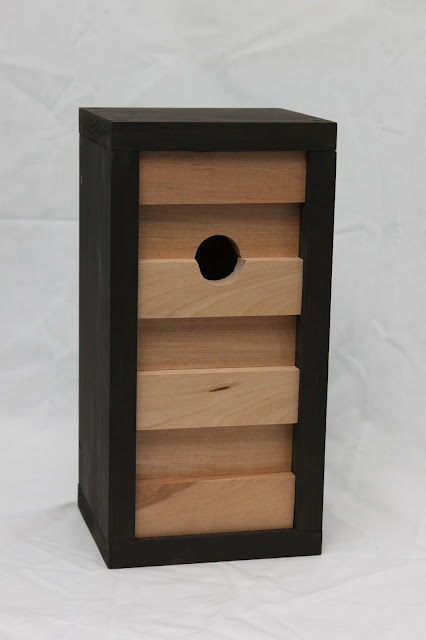 Woodified Bird House