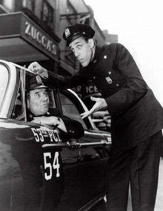 Fred Gwynne Car 54 Thrilling Days of Yest...