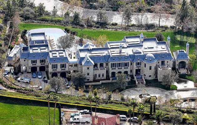 Best Celebrity Homes Inside Celebrity Homes Luxury