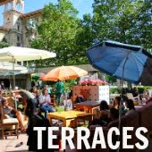 Our Favorite Terraces