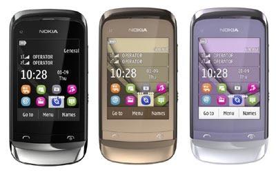 best Nokia C2-06