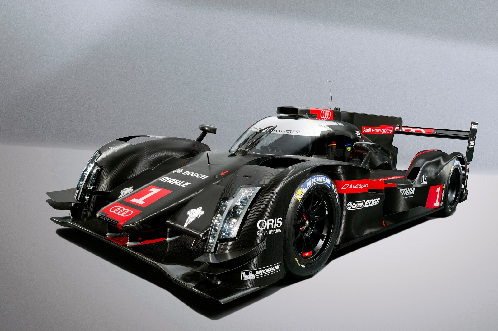 The New Technology Behind The 2014 Audi R18 E Tron Quattro