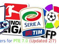 Update Transfer untuk PTE 2015 Patch 7.0 Juli 2015